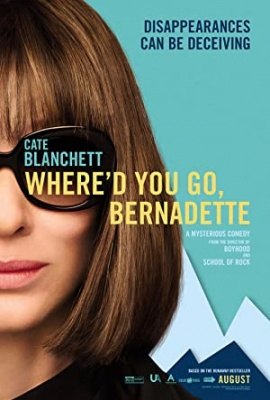 Kam si izginila, Bernadette? - Where'd You Go, Bernadette