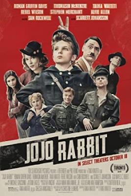 Zajec Jojo - Jojo Rabbit