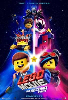 Lego film 2 - The Lego Movie 2: The Second Part