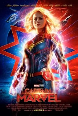 Stotnica Marvel - Captain Marvel