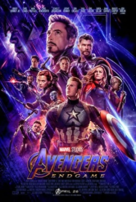 Maščevalci: Zaključek - Avengers: Endgame