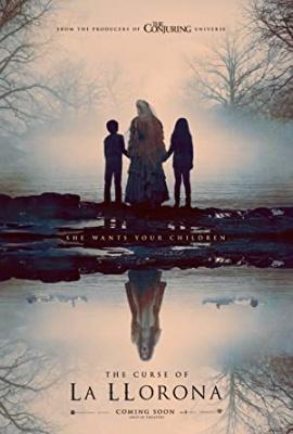 Prekletstvo žalujoče ženske - The Curse of la Llorona