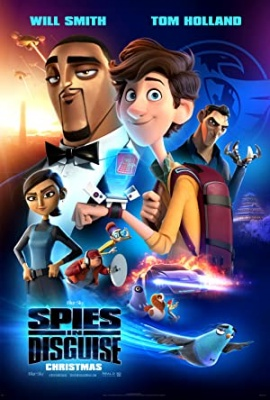 Vohuni pod krinko - Spies in Disguise