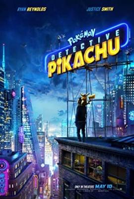 Pokemon detektiv Pikachu - Pokémon Detective Pikachu