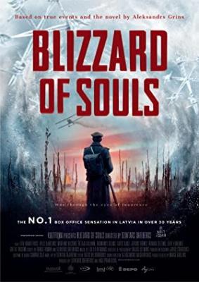 Metež duš - Blizzard of Souls