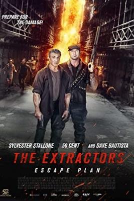 Načrt za pobeg 3 - Escape Plan: The Extractors