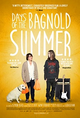 Poletje z mamo - Days of the Bagnold Summer