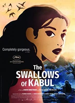 Lastovke iz Kabula - The Swallows of Kabul