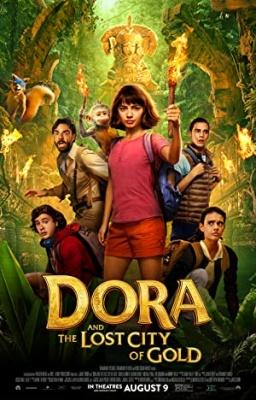 Raziskovalka Dora - Dora and the Lost City of Gold