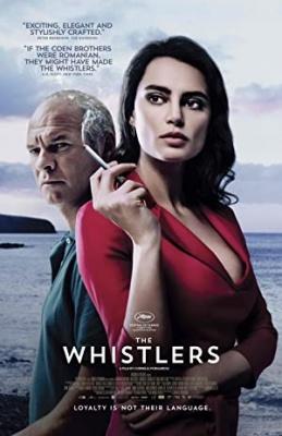 Sedmi pečat: Žvižgači - The Whistlers