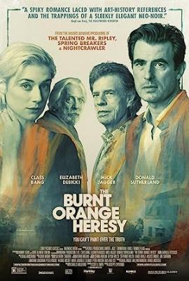 Lov za sliko - The Burnt Orange Heresy