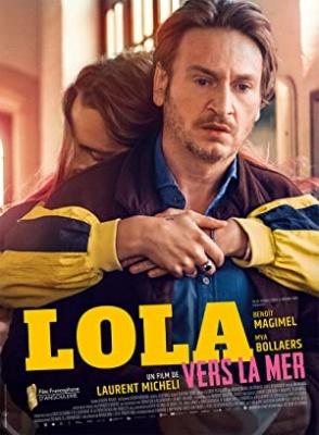 Lola in morje - Lola vers la mer