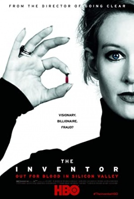 Izumiteljica: Krvava prevara - The Inventor: Out for Blood in Silicon Valley
