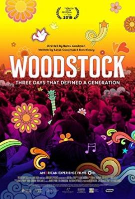 Woodstock - trije dnevi, ki so zaznamovali generacijo, film