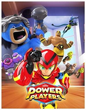 Power Players junaki
