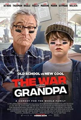 Vojna z dedkom - The War with Grandpa