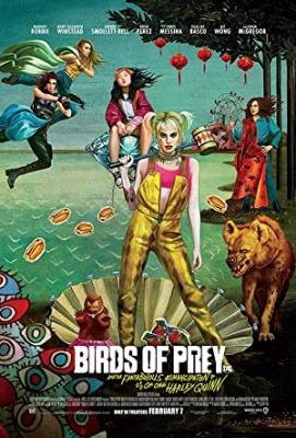 Ptice roparice (in fantastična osamosvojitev Harley Quinn) - Birds of Prey: And the Fantabulous Emancipation of One Harley Quinn